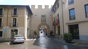 Portal Nou i Ajuntament.