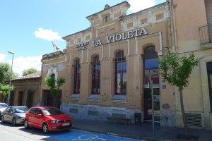 Societat Coral La Violeta.