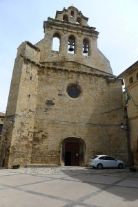 Església Sant Joan Baptista.