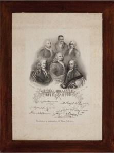 Retrat de diversos membres de la família Salvador. Foto MCN-Jordi Vidal.