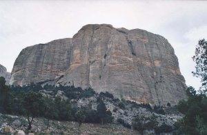 Les Roques de Benet.