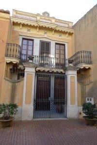 Casa Vicenç Ferrer Bataller.