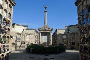 Cenotafi de les víctimes de la febre groga.