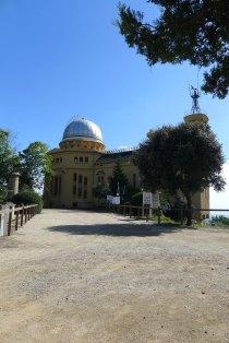 L'observatori Fabra.