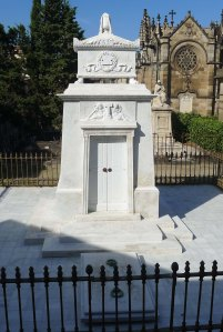 Panteó mestre d'obres Josep Fontseré