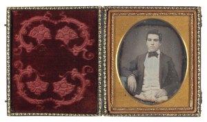 Retrat d'home, 1842-1860. AFB.