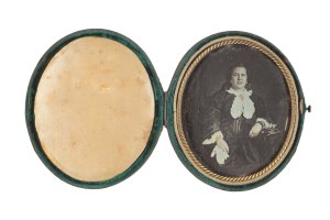 Retrat de dona, 1842-1860. AFB.