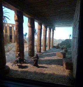 Fugida a Egipte. Fragment. Jordi Capella