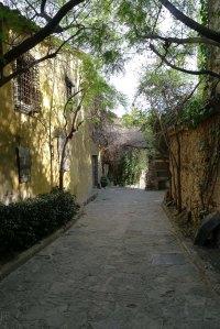 Carrer Montserrat.