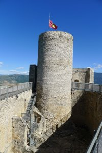 Torre del castell.