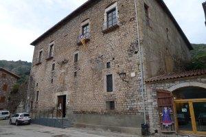 L'alfolí, actual museu de Gerri.