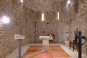 Capçalera de Sant Joan de Bedenga.