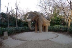 El mamut.