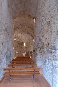 Nau central Sant Joan de Bedenga.