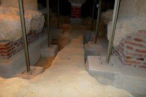 Subsòl de Sant Joan de Bedenga