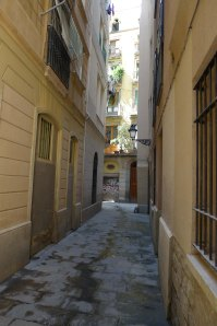 Carrer de l'Arc de Sant Ramon del Call.