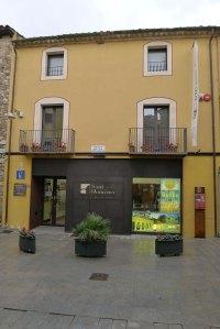 Centre de Turisme Cultural Sant Domènec.
