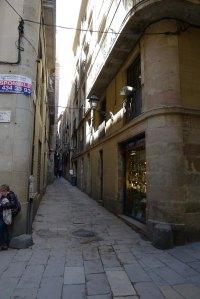 Una de les entrades al Call Major coincidia amb l'actual carrer de Sant Domènec del Call.