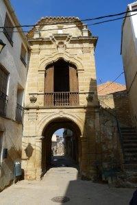 Portal-capella Sant Antoni Abad.