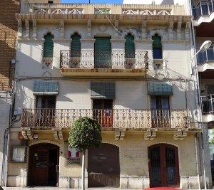 Casa Sardà.