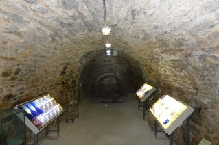 Celler al subterrani.