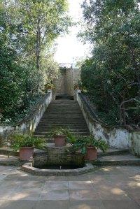 Escales del Generalife.