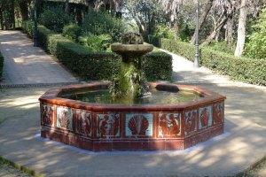 Font de ceràmica de Llorenç Artigas.