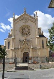 Façana de Sant Esteve.