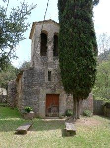 Sant Pere de Vallcàrquera.