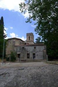 Santa Maria Vallvidrera.