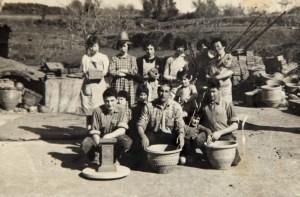 Foto de grup de Can Prats. Foto: Museu de la Terrissa.