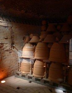 Interior del forn al Museu.