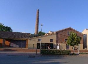 Museu de la Terrissa de Quart. Bòbila de Can Ginesta.