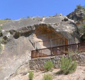 La Roca dels Moros.