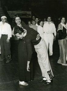 Campionat Internacional de Ball de Resistència a l´Olympia, 1934. AFB Pérez de Rozas.