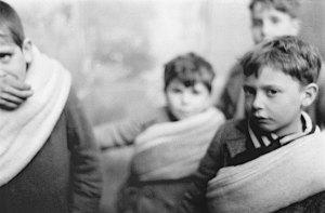 Ajut infantil a la reraguarda1936-AFB. Pérez de rozas.