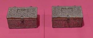 Arquetes. Xipre. Segles XIV-XV. Tresor catedral de Girona.