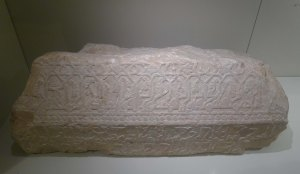 Estela funerària o Maqabriyya.