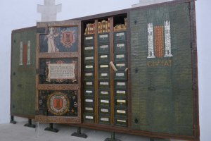Armari-arxiu de Tortosa.