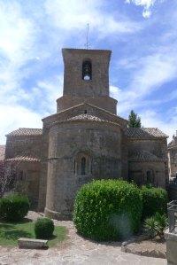 Capçalera de Santa Maria.