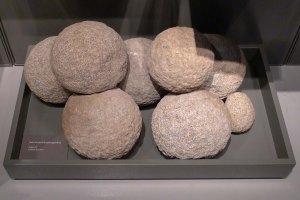 Bales de pedra granítica del S. XV.