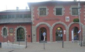 Façana del Museu Municipal.