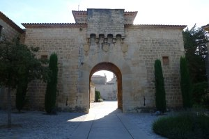 Porta Daurada.
