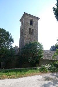 Campanar de Santa Maria de Lourdes.