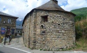 Antiga església de Sant Pere.